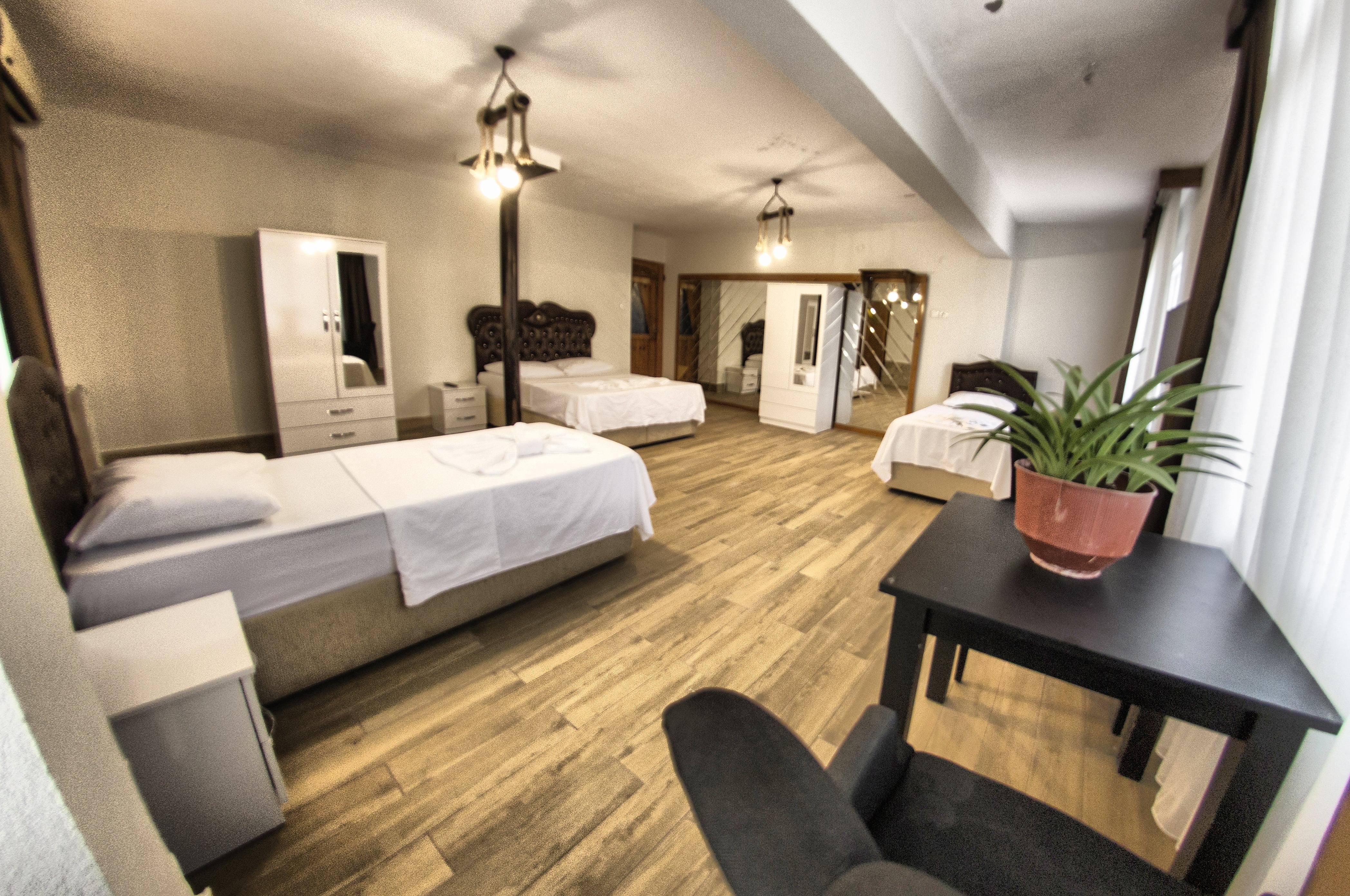 Aile Odası 4 Kişilik - Selcuk Hotel Atillas Getaway Resort